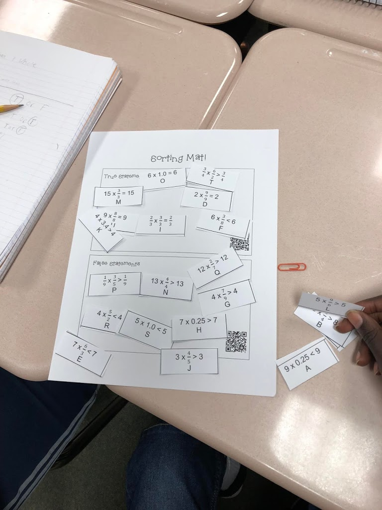 Multiplying Fractions – When multiplying doesn't lead to bigger products